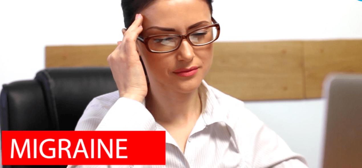 Process of Migraine Attack